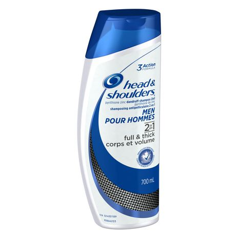 Head and Shoulders Full and Thick 2-in-1 Anti-Dandruff Shampoo + Conditioner - image 3 of 8