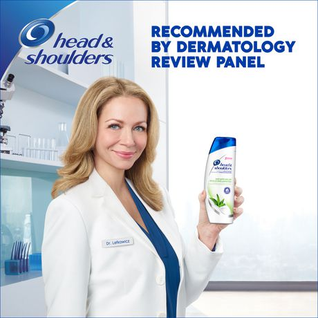 Head and Shoulders Purely Gentle Anti-Dandruff Shampoo - image 5 of 7
