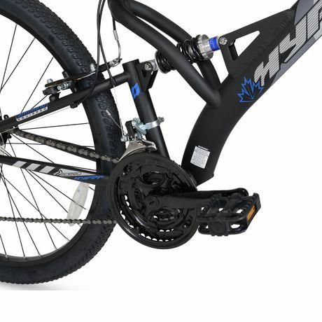 "27.5"" Hyper Bicycles Bear Mountain Full Suspension Men's Aluminum Mountain Bike - image 4 of 5"