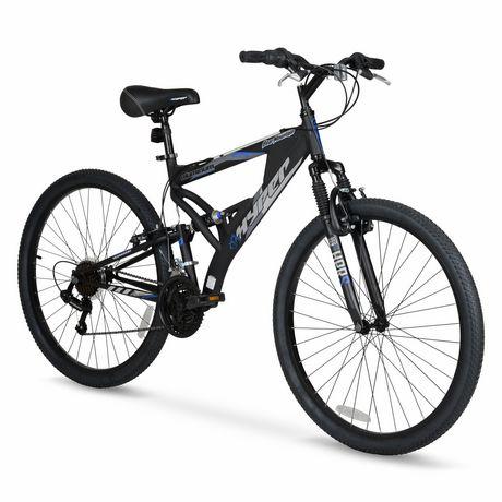 "27.5"" Hyper Bicycles Bear Mountain Full Suspension Men's Aluminum Mountain Bike - image 2 of 5"