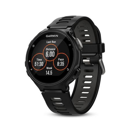 Garmin Forerunner® 735XT GPS Running Watch with Heart Rate Monitor Bundle - Black - image 2 of 8