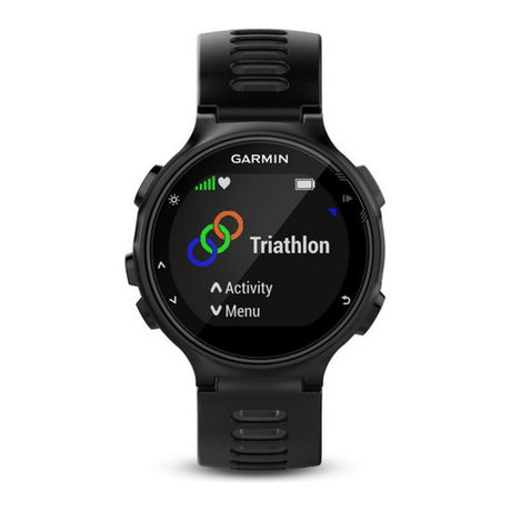 Garmin Forerunner® 735XT GPS Running Watch with Heart Rate Monitor Bundle - Black - image 3 of 8
