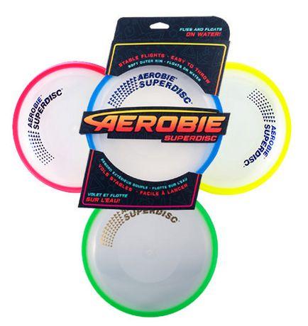 Aerobie Superdisc Flying Discs - image 1 of 2