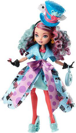 Ever After High Doll~Madeline Hatter~Way Too Wonderland~Over Dress~Whimsical