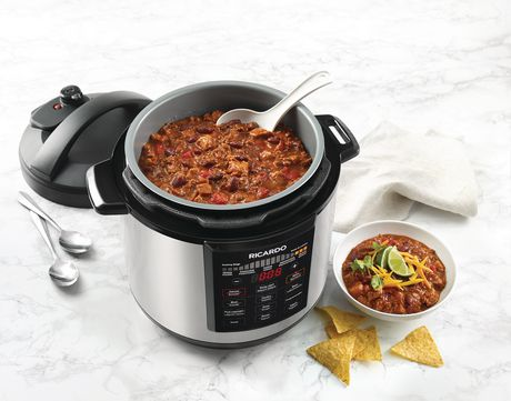 Ricardo Multifunctional Electric Pressure Cooker - image 6 of 9