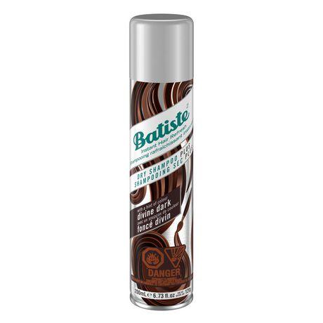 Batiste Plus Divine Dark Dry Shampoo - image 1 of 5