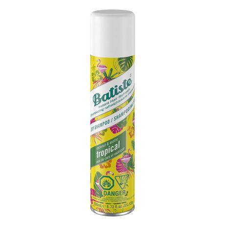 Batiste Tropical Dry Shampoo - image 1 of 6