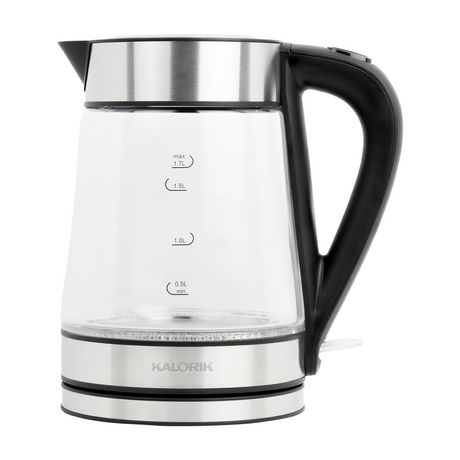 Kalorik Rapid Boil Blue LED Electric Kettle JK 46670 SS - image 3 of 8
