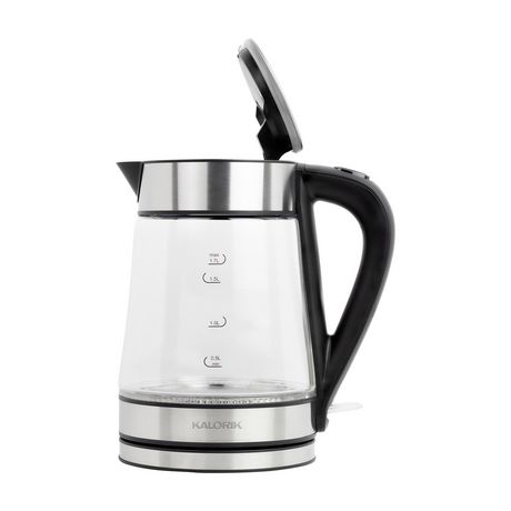 Kalorik Rapid Boil Blue LED Electric Kettle JK 46670 SS - image 4 of 8