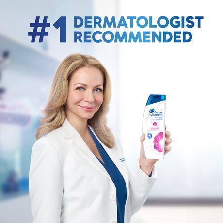 Shampooing et revitalisant antipelliculaire 2 en 1 Head and Shoulders Lisses et soyeux - image 7 de 7