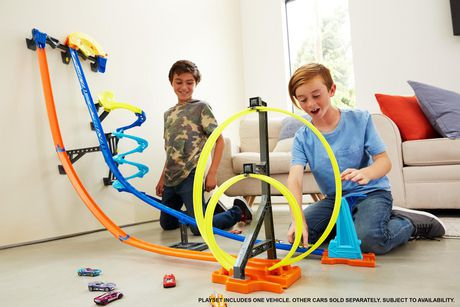 Hot Wheels Track Builder Vertical Launch Kit - image 2 of 6