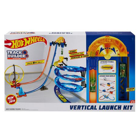 Hot Wheels Track Builder Vertical Launch Kit - image 6 of 6