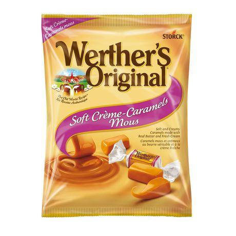 Werther's Original Soft Crème Caramel Candy - image 1 of 8