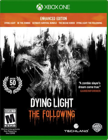 Jeu vidéo Dying Light: The Following Édition améliorée (Xbox One) - image 1 de 1