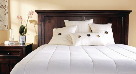 sunbeam couvre matelas chauffant tr s grand lit walmart canada. Black Bedroom Furniture Sets. Home Design Ideas