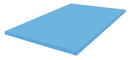 Surmatelas mousse m moire de forme avec gel rafra chissant lit 2 places - Matelas memoire de forme gel ...