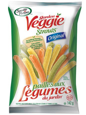 Sensible Portions Veggie Straws Original Walmart Canada