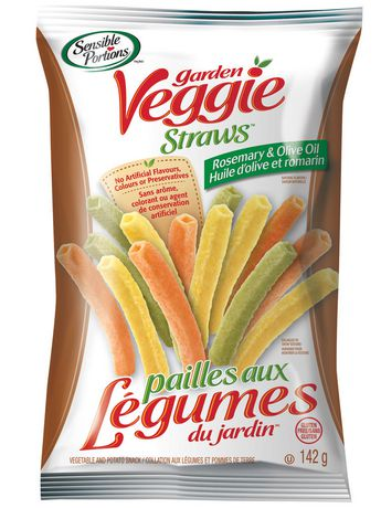 Sensible portions rosemary olive oil veggie straws - Sensible portions garden veggie chips ...