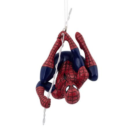 Hallmark Marvel Ultimate Spider-Man Christmas Tree ...