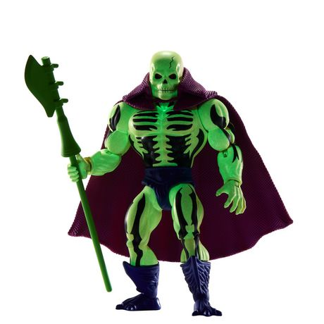 Masters of the Universe Origins Scare Glow Action Figure - image 4 of 5