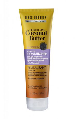 Marc Anthony Brightening Coconut Butter Blonde Hydrating Conditioner - image 1 of 2