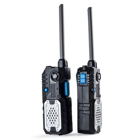 Spy Gear - Ninja Gear - Walkie Talkies - Communication bidirectionnelle - image 2 de 2