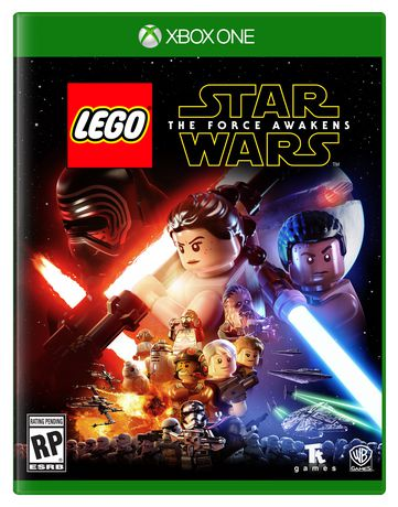 LEGO Star Wars: The Force Awakens (xbox One) - image 1 of 1