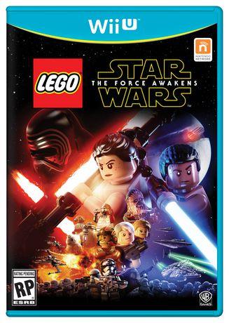lego star wars the force awakens wii u walmart canada. Black Bedroom Furniture Sets. Home Design Ideas