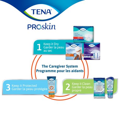 TENA Incontinence Briefs, Super Absorbency,  Large, 26 Count - image 3 of 3