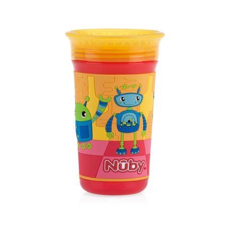 Nuby No-Spill 3D 360⁰ Wonder Cup - image 3 of 5