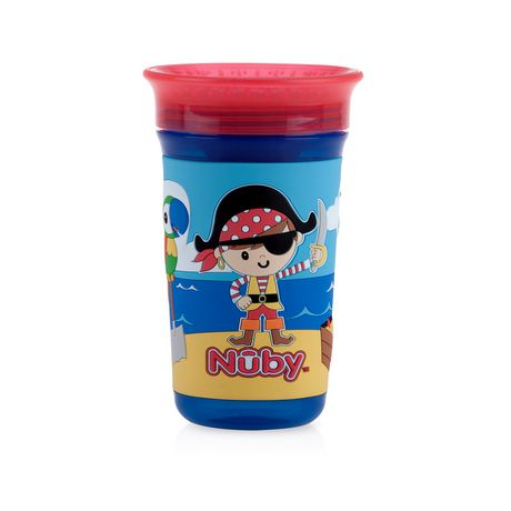 Nuby No-Spill 3D 360⁰ Wonder Cup - image 4 of 5