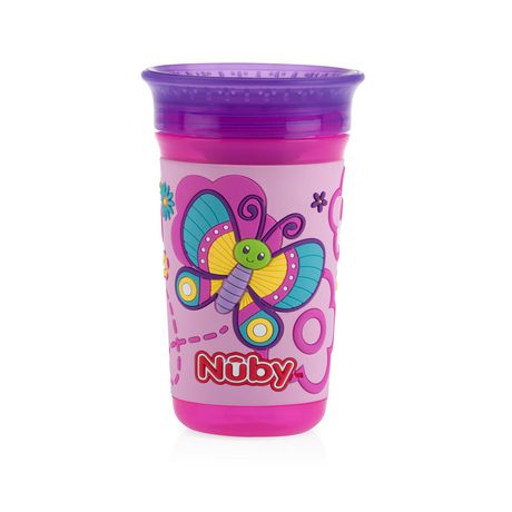Nuby No-Spill 3D 360⁰ Wonder Cup - image 2 of 5