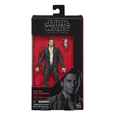Star Wars The Black Series Captain Poe Dameron - image 2 of 2