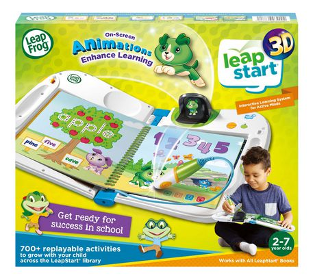 LeapFrog LeapStart 3D Learning System - English Edition - image 4 of 9