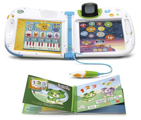LeapFrog LeapStart 3D Learning System - English Edition - image 5 of 9