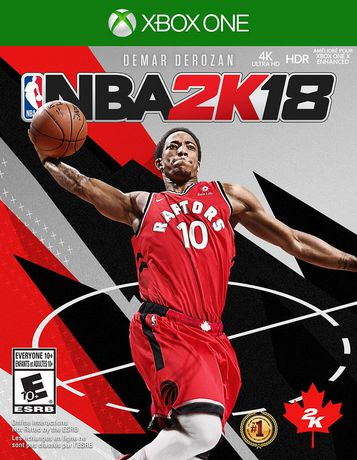 Nba 2K18 Early-Tip Off Edition (Xbox One)