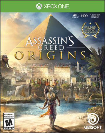 Ubisoft Assassin S Creed Origins Xbox One Walmart Canada