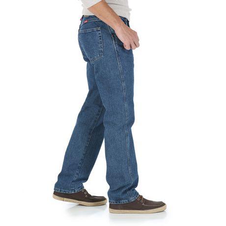 Wrangler HERO Regular Fit Men's Jeans - image 2 of 3