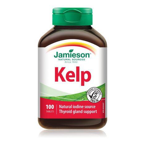 kelp supplements