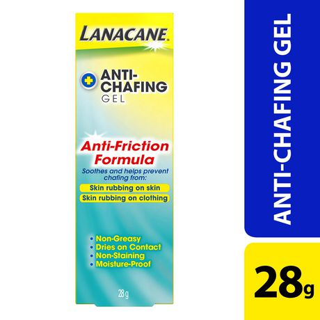 Gel antifrottement Formule antifriction Lanacane - image 1 de 6