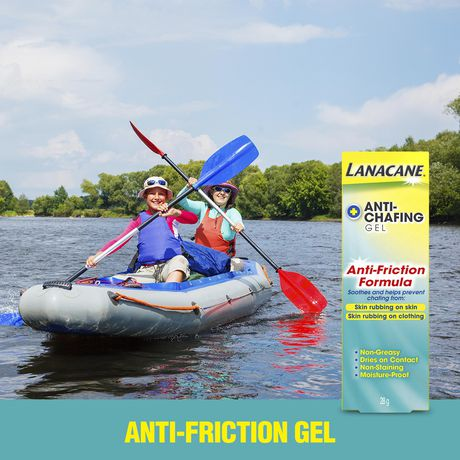 Gel antifrottement Formule antifriction Lanacane - image 5 de 6