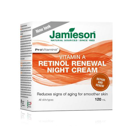 Jamieson ProVitamina Retinol Renewal Night Cream - image 1 of 4