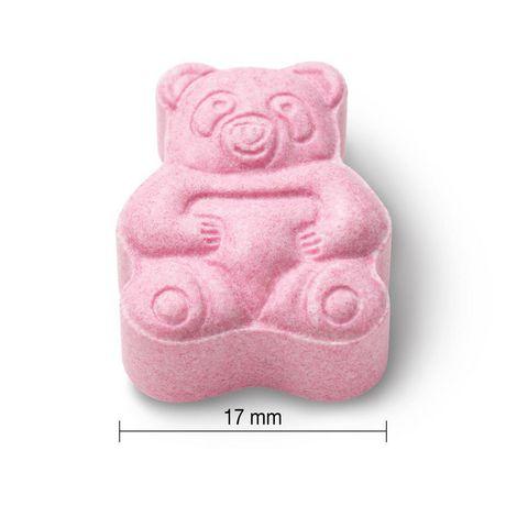 Jamieson Kids Chewable Vitamin D 400 IU Strawberry Tablets - image 3 of 4