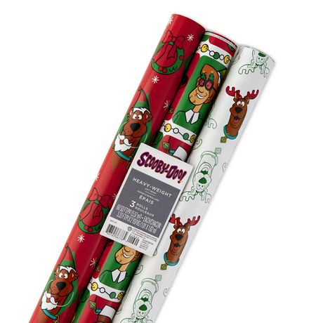 christmas wrapping paper rolls canada
