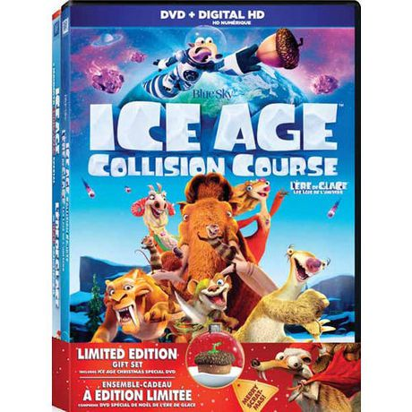 Ice Age: Collision Course/Ice Age A Mammoth Christmas Special ...