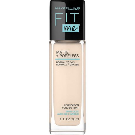 Maybelline New York Fond de Teint Fit Me Matte + Poreless - image 1 de 6