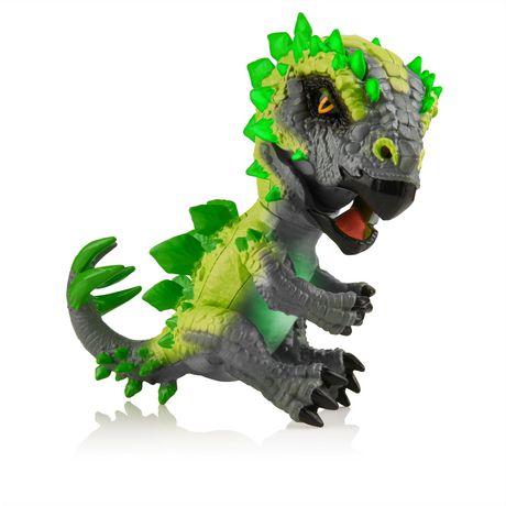 Untamed Radioactive Stegosaurus Whiplash Green Interactive Toy Walmart Canada The untamed (2016) watch online in full length! untamed radioactive stegosaurus