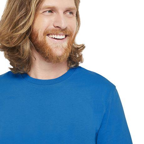 George Men's Basic T-Shirt - image 4 of 6
