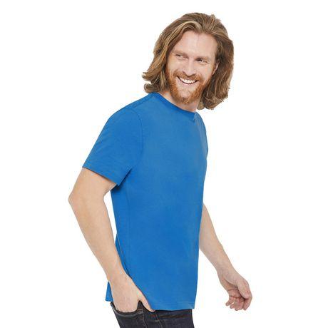George Men's Basic T-Shirt - image 2 of 6