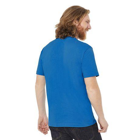 George Men's Basic T-Shirt - image 3 of 6